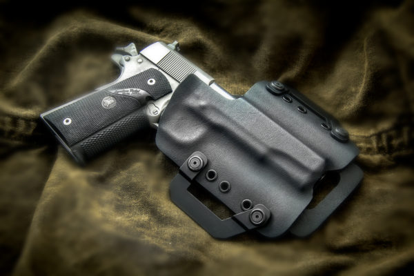 Kydex outside waist band OWB 1911
