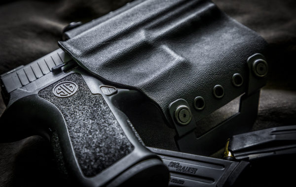 Kydex outside waist band OWB Sig X-Carry