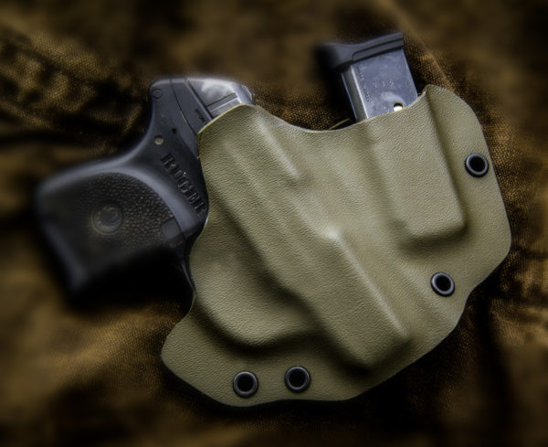 Kydex Pocket Pistol Holster and Magazine LCP