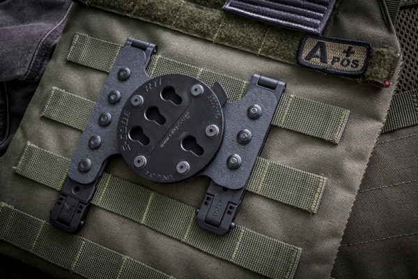 Custom Glock Kydex Holster with RTI