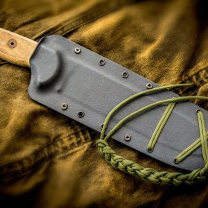 Custom Kydex Knife Sheath Ontario Knife